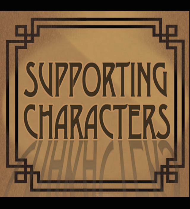 Supporting Characters podcast – Happy Holidays from The Rialto Report!