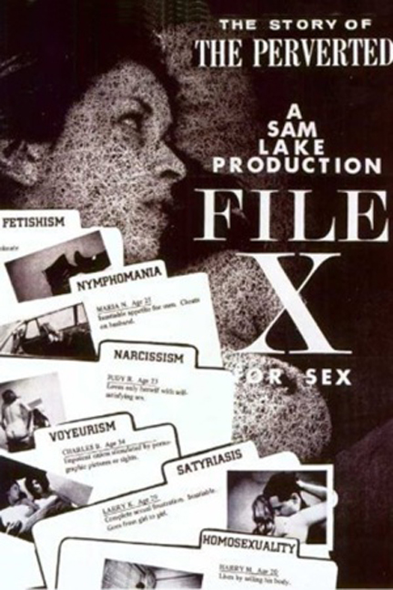 File X for Sex