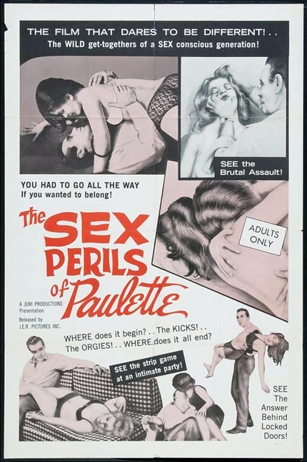 Sex Perils of Paulette