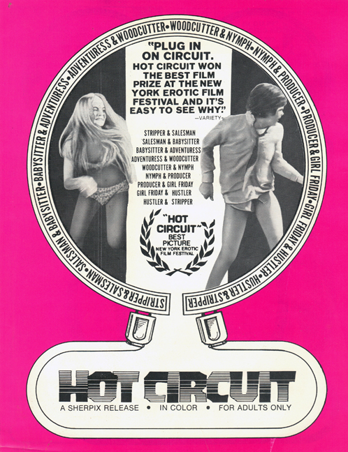 'Hot Circuit' (1971): Was An Adult Film Used To Divert Attention From Watergate?