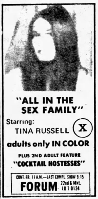 All in the Sex Family