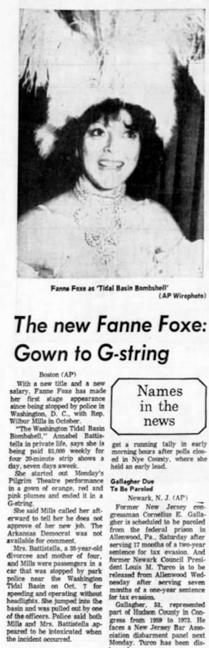 Fanne Foxe