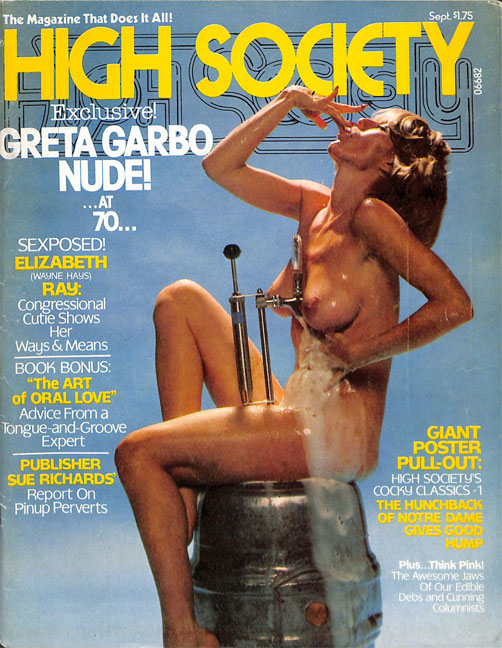 High Society: <br />1976, The First Year &#8211; An Issue by Issue Guide