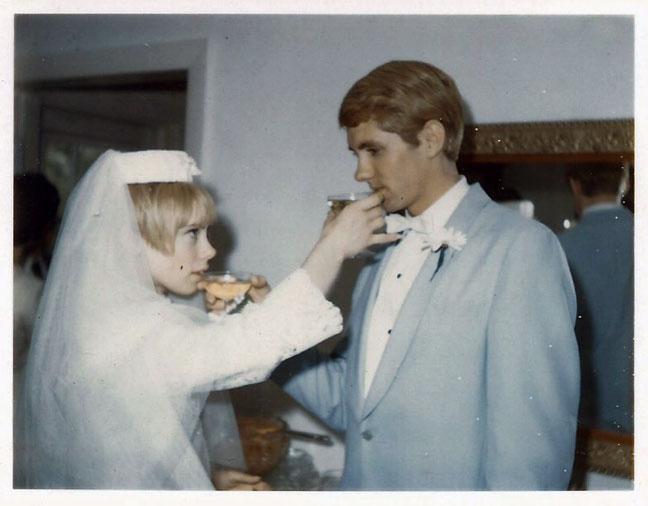 Eric Edwards, Kathie Christopher