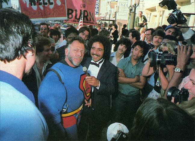 Al Goldstein, Ron Jeremy