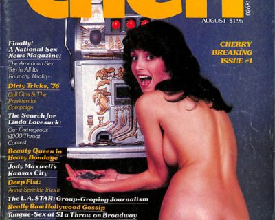 Cheri magazine in 1976: <br />The First Year – An Issue by Issue Guide