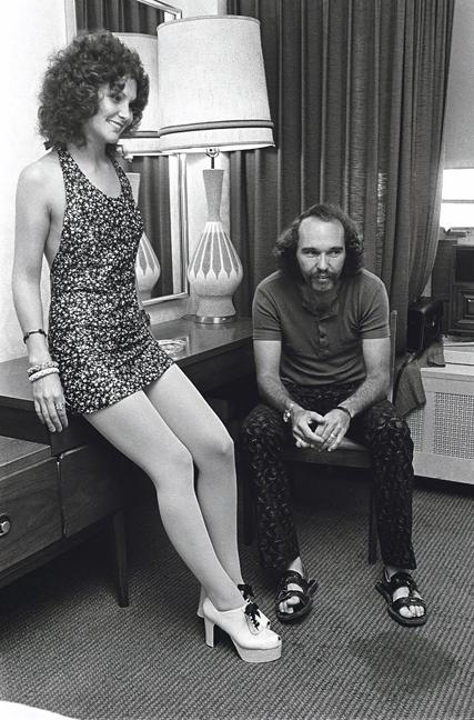 Linda Lovelace, Chuck Traynor