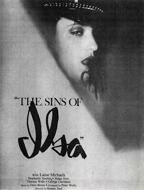 Sins of Ilsa