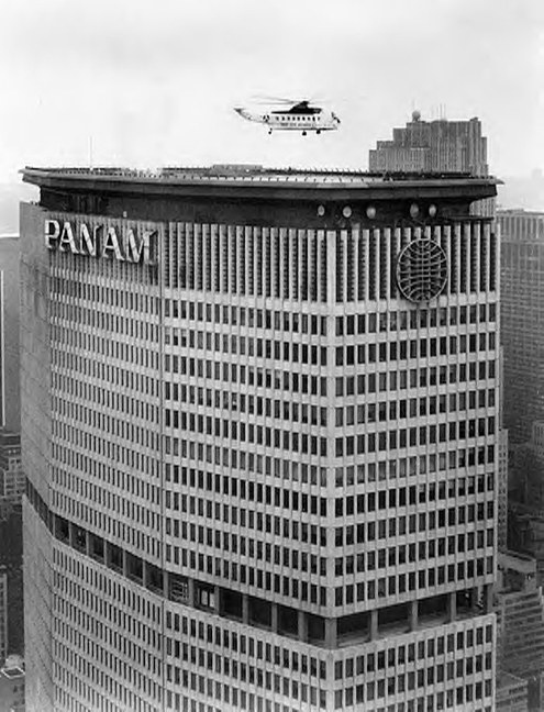 Pan Am Heliport