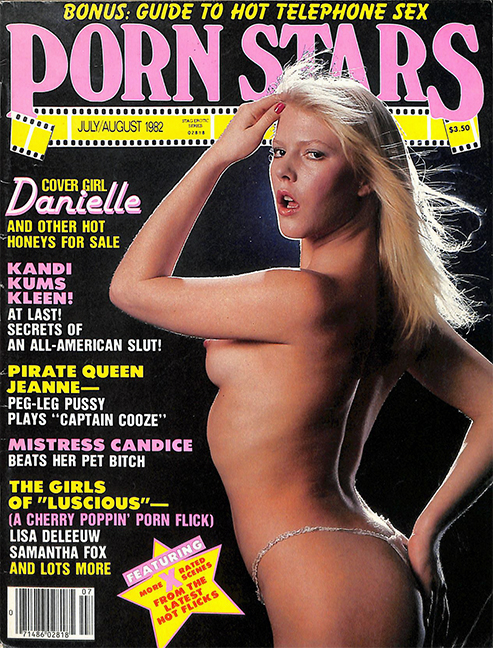 'Porn Stars' in 1982: <br />An Issue by Issue Guide