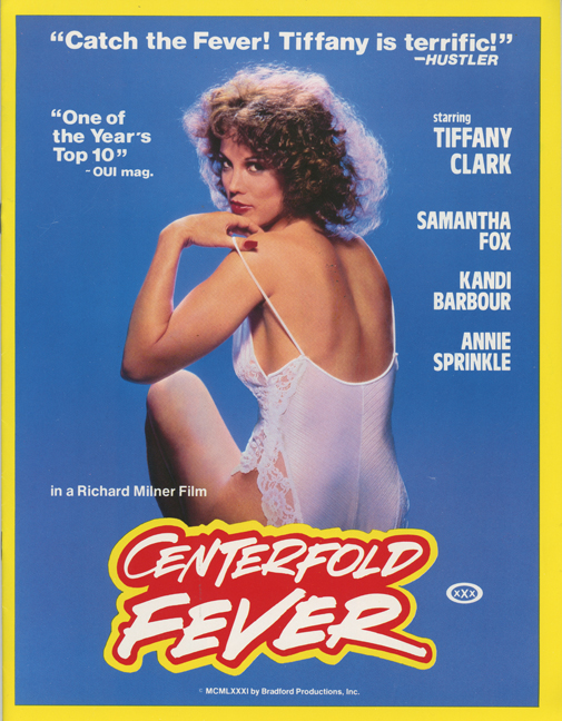 'Centerfold Fever' (1981): Behind the Scenes of an Adult Movie