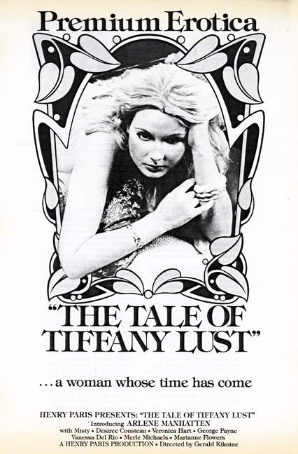 The Tale of Tiffany Lust