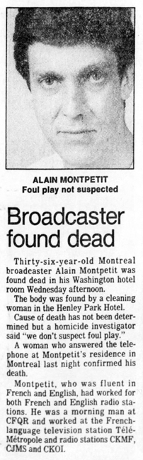 Alain Montpetit