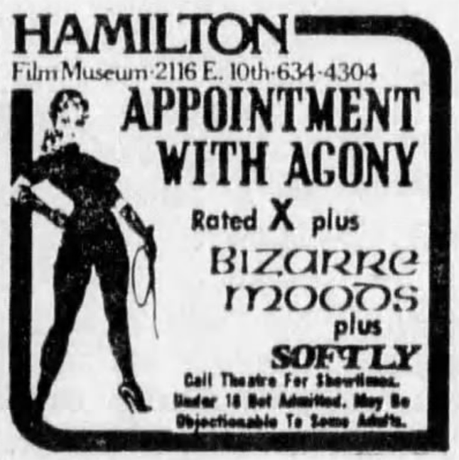 Appointment with Agony
