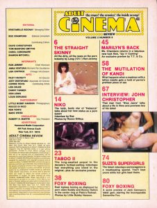 Adult Cinema Review 1983-03
