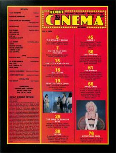 Adult Cinema Review 1983-07