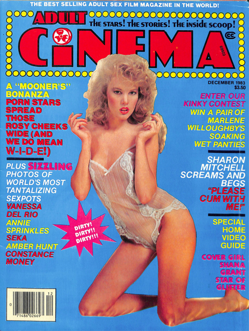 Adult Cinema Review: The Complete 1983 Issues