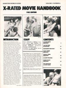1982-11 Adam Film World Guide