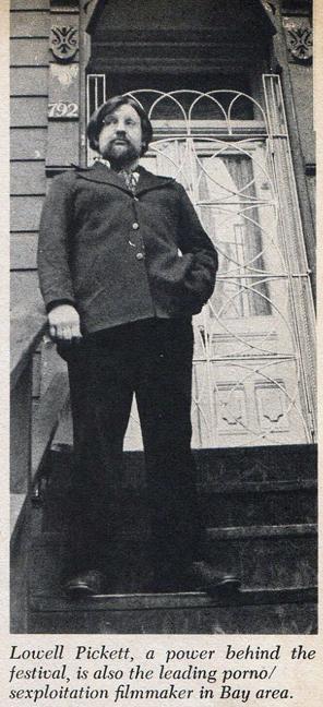 Lowell Pickett