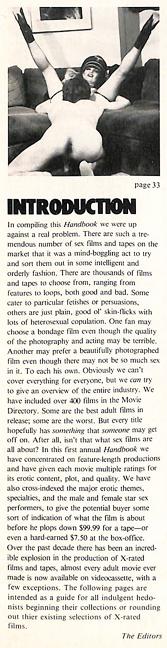 Adam Film World Guide introduction