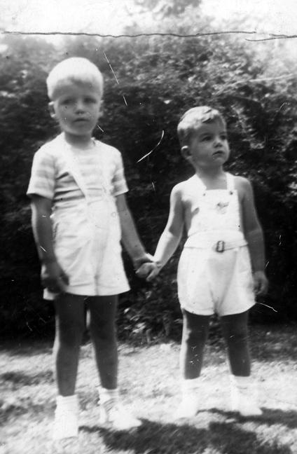 John & Lem Amero