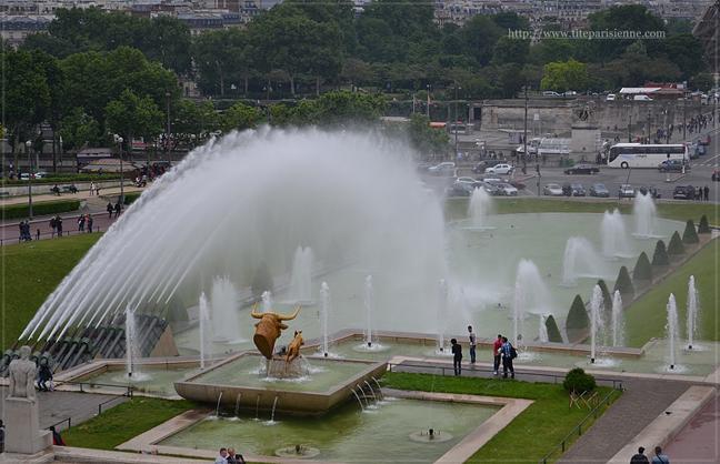 Jardin Trocadero