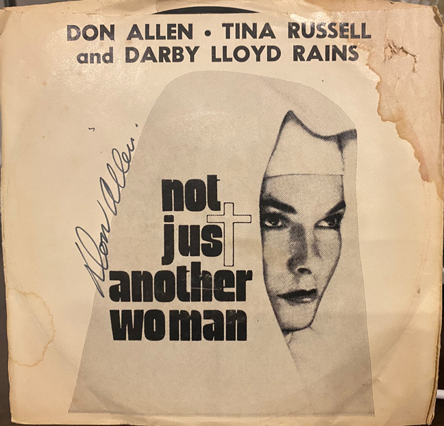 Not Just Another Woman