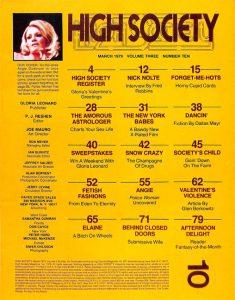 High Society 03-79