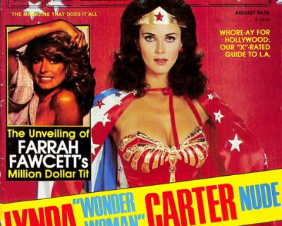 High Society in 1979 – The Birth of the Celebrity Nude
