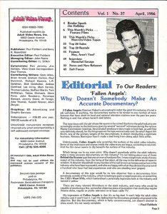 Adult Video News 04-86