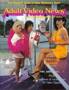 Adult Video News 1986