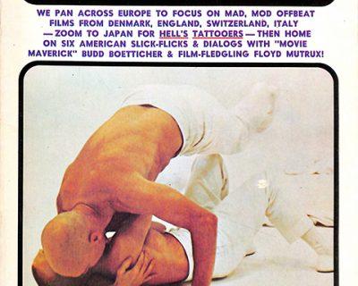 Adam Film World (1970) – A Profile of S.M.U.T.